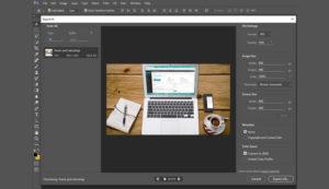 Ekspor Image Di Adobe Photoshop CC