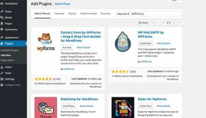 Plugin WordPress