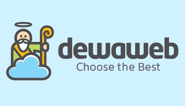 Sewa Hosting domain Dewaweb