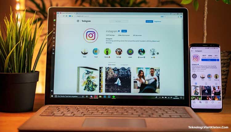 Cara Mendownload Foto Di Instagram Lewat Komputer